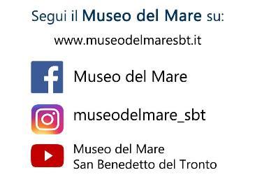 Il Museo del Mare è Social!
