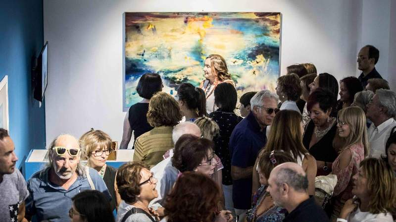 Visite guidate alla mostra Uomo in mare